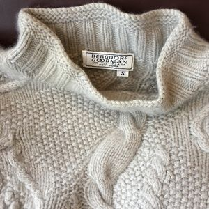 Bergdorf Goodman Cashmere Sweater